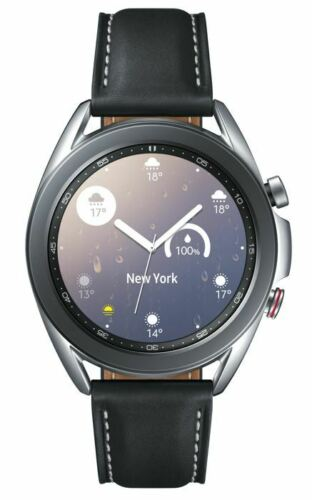 Brand New Sealed in Box Samsung Galaxy Watch3 Wifi 41mm Mystic Silver R850